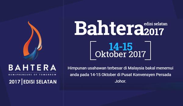 """Bumipreneurs of Tomorrow"", Tema Program BAHTERA 2017 Edisi Selatan"
