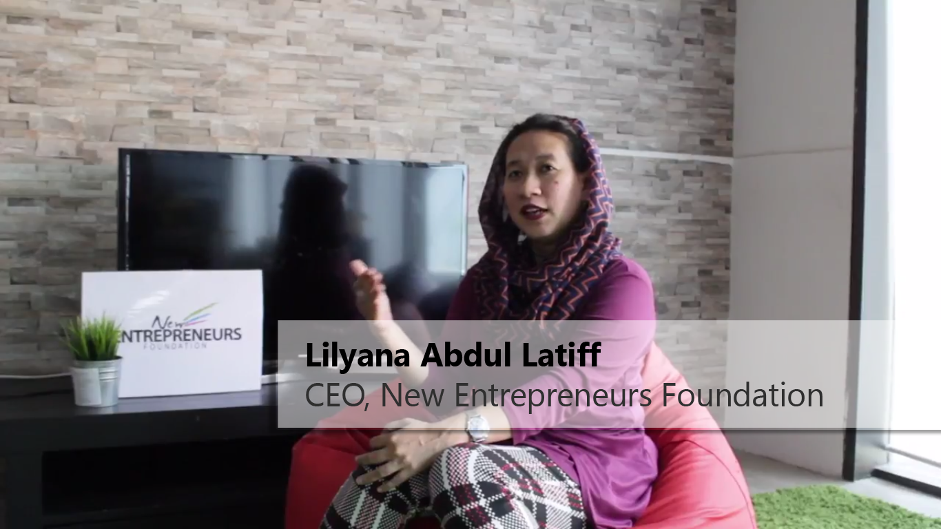 Image result for New Entrepreneurs Foundation (NEF), Lilyana Abdul Latiff